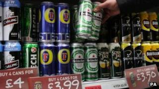 Lager promotion