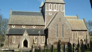 Alderney St Anne's Church