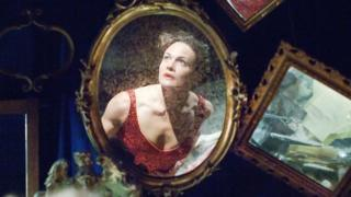 Jane Leaney as Dolores Grey in The Drowned Man