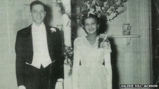 Patti Ann Ismail and Bowen Keiffer Jackson Sr