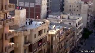 The rooftop (YouTube video uploaded 5 July)