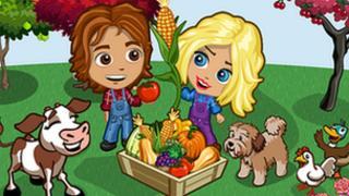 Farmville promotional image