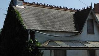 Guernsey house in disrepair