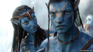 Still from the film Avatar