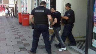 A suspected visa overstayer is arrested at a Swansea nail bar