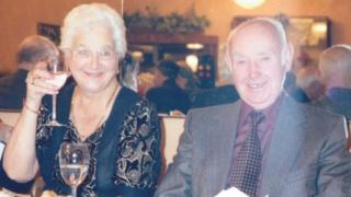 Rose and Bob Simpson