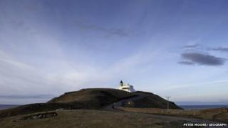 Stoerhead Lighthouse