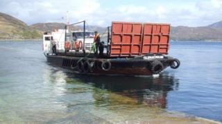 MV Gleann a' Chaolais