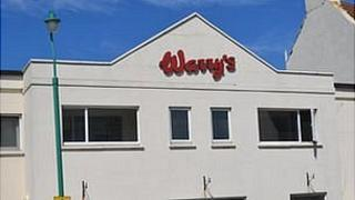 Warry's Bakery in Guernsey