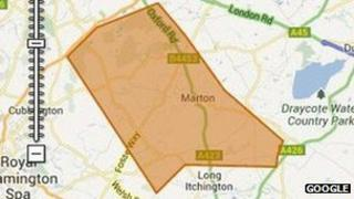 Area proposed for UCG