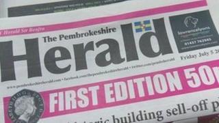 The Pembrokeshire Herald