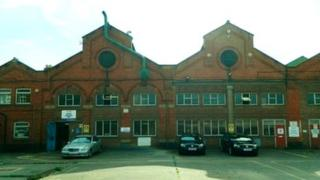St James Bus Depot
