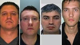 Southampton-based crime gang