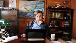 Steve Coogan in Alan Partridge: Alpha Papa