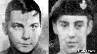 Michael Harrison and Richard Turnbull died in an IRA gun attack