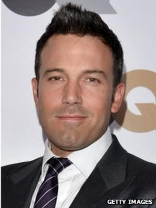 Ben Affleck at GQ Men of the Year Party on 13 November 2012