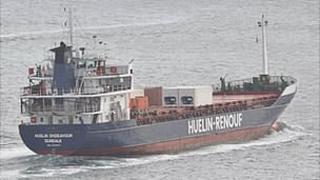 Huelin Endeavour