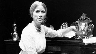 Julie Harris in 1977