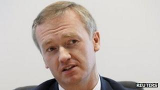 Uralkali CEO Vladislav Baumgertner