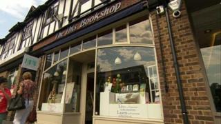 The Ibis Bookshop