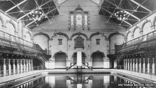 Victoria Baths Trust 1906