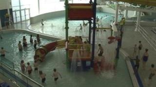 Olympia pool
