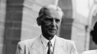Muhammad Ali Jinnah is known as 'Quaid-I Azam' or 'Great Leader' in Pakistan