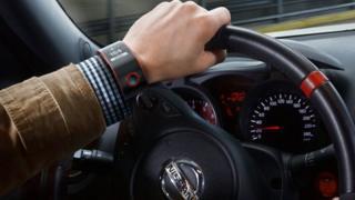 Nissan smart watch