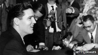 Elvis Presley 1959