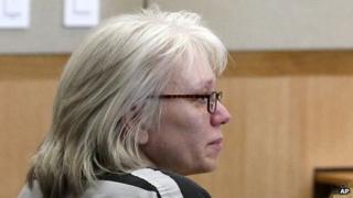 Debra Milke appeared in an Arizona court in August 2013