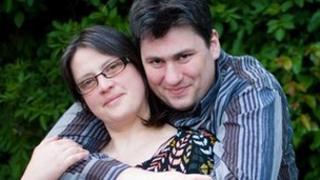 Tammy and Alexander Ridge