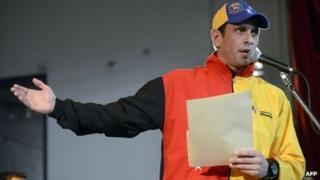 Henrique Capriles, 19 Aug 2013