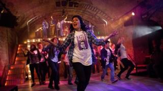 Epidemic, performed at The Old Vic Tunnels in London