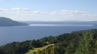 Tyrifjorden fjord