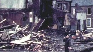 Fifteen people were killed and more than 16 injured in the McGurk's bar bomb attack in December 1971
