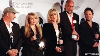 Fleetwood Mac in 1998