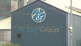 Ardagh factory in Barnsley