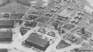 Horsham St Faith airbase