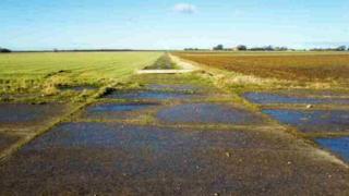 Metfield airfield, Suffolk
