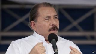 Daniel Ortega, 5 July 13