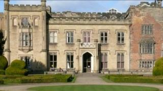Elvaston Castle