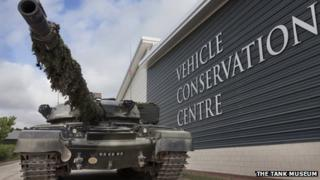 Vehicle Conservation Centre