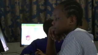 Kilimani School's digital hub