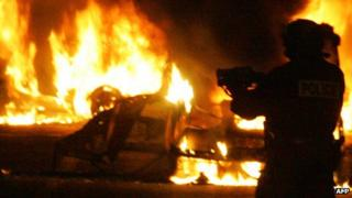 France was gripped by three weeks of rioting in 2005.