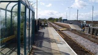 South Milford station
