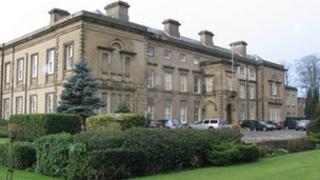 Newby Wiske Hall