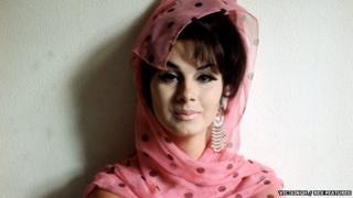 April Ashley, 1964