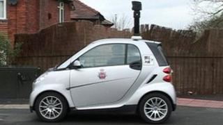 A 'smart' car