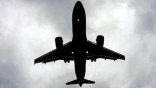Anonymous plane