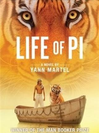 Life of Pi, published by Canongate